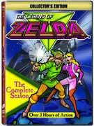 Adventures of Zelda: Complete Season , Link