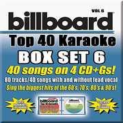 Party Tyme Karaoke: Billboard Top 40 Karaoke, Vol. 6 , Party Tyme Karaoke