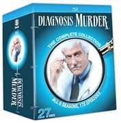 Diagnosis Murder: The Complete Collection , Dick Van Dyke