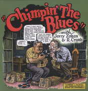 Chimpin the Blues , Robert Crumb