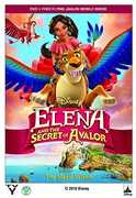 Elena and the Secret of Avalor , Lou Diamond Phillips