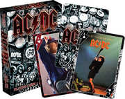AC/ DC Playing Cards Deck