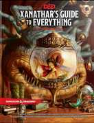 Xanathar's Guide to Everything (Dungeons & Dragons, D&D)