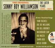 Later Years 1939-1947 , Sonny Boy Williamson