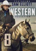 8-Movie Western Collection Featuring Sam Elliott , John Wayne
