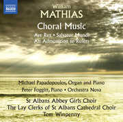 William Mathias: Choral Music , Tom Winpenny