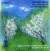 Olav Trygvason & Orchestral Songs , Ole Kristian Ruud