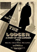 The Lodger: A Story Of The London Fog , Ivor Novello