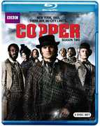 Copper: Season Two , Tom Weston-Jones