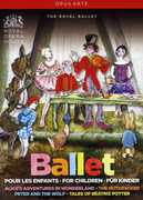 Ballet for Children , Carl Davis