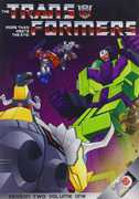 Transformers More Than Meets the Eyes: S2 - Vol 1 , Frank Welker