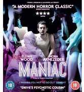 Maniac-Blu Ray