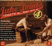 Juke Joints 4-That's All Right with Me /  Various , Various Artists