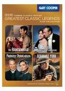 TCM Greatest Classic Legends Film Collection: Gary Cooper , Gary Cooper