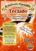 Canciones Populares Para Teclado, Vol. 4