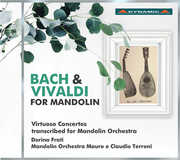 Bach & Vivaldi for Mandolin