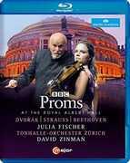 Julia Fischer at the BBC Proms