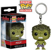 FUNKO POCKET POP! KEYCHAIN: Marvel - Avengers 2 - Hulk