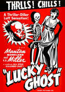 Lucky Ghost , Mantan Moreland