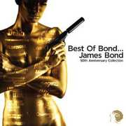 Best of James Bond 50th Anniversary /  Various , Various Artists