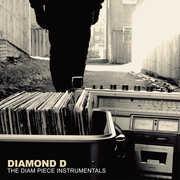 Diam Piece Instrumentals , Diamond D