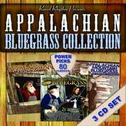 Appalachian Bluegrass Collection - 80 Classics Power Picks , Various Artists
