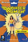 Wonder Woman Bendable Keychain