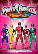 Power Rangers: S.P.D. - The Complete Series , Power Rangers