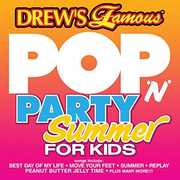 Pop 'n Party Summer For Kids , Drew's Famous
