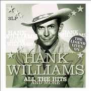 All the Hits & More [Import] , Hank Williams