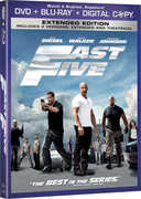 """Fast Five [Widescreen] [Slipsleeve] [Rated/ Not Rated Versions] , Chris """"Ludacris"""" Bridges"""