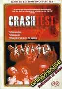 Grindhouse Double Feature: Holocaust of Blood-Crash Test /  Ravage , Sam Voutas