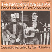 The New Ragtime Guitar , David Laibman