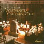 Music of Westminster Cathedral Choir /  Various , Various Artists
