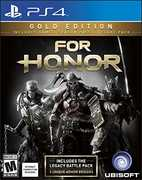 For Honor - Gold Edition for PlayStation 4