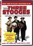 Three Stooges: Live and Hilarious , Moe Howard