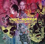 Vault of Horror: The Italian Connection [Import] , Various Artists