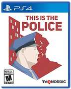 This is the Police for PlayStation 4