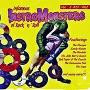 Infamous Instro-Monsters 3 /  Various [Import] , Various Artists