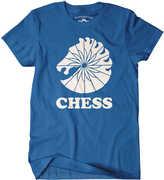 Bluescentric Chess Records Blue Classic Heavy Cotton T-Shirt (Medium)