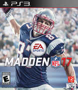 Madden NFL 17 for PlayStation 3