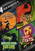 4 Film Favorites: Martial Arts , Yasuaki Kurata
