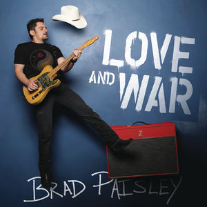 Love And War , Brad Paisley