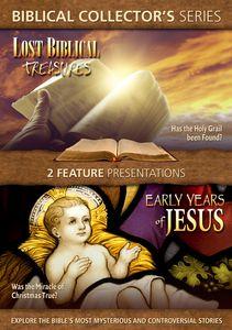 Biblical Collector's Series: Lost Biblical Treasures /  Early Years of Jesus , Hwang Jang Lee