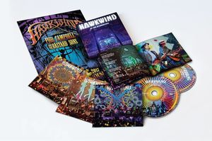 At The Roundhouse [Import] , Hawkwind