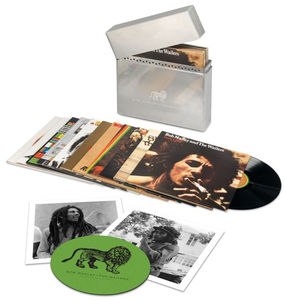 The Complete Island Recordings: Collector's Edition [Box Set] [Metal Box] , Bob Marley