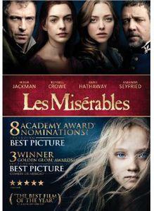 Les Miserables , Hugh Jackman