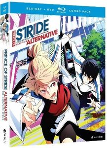 Prince Of Stride: Alternative - Complete Series , Michita Shiraishi