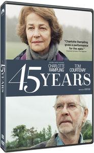 45 Years , Charlotte Rampling