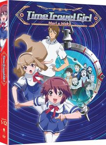 Time Travel Girl: Complete Series , Aki Toyosak